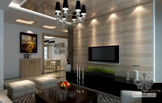 客厅吊顶装修 2013客厅吊顶流行效果图赏析