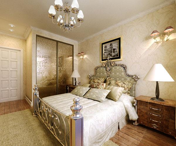 欧式风格卧室装修图,让你的卧室更美~图片http://bbs