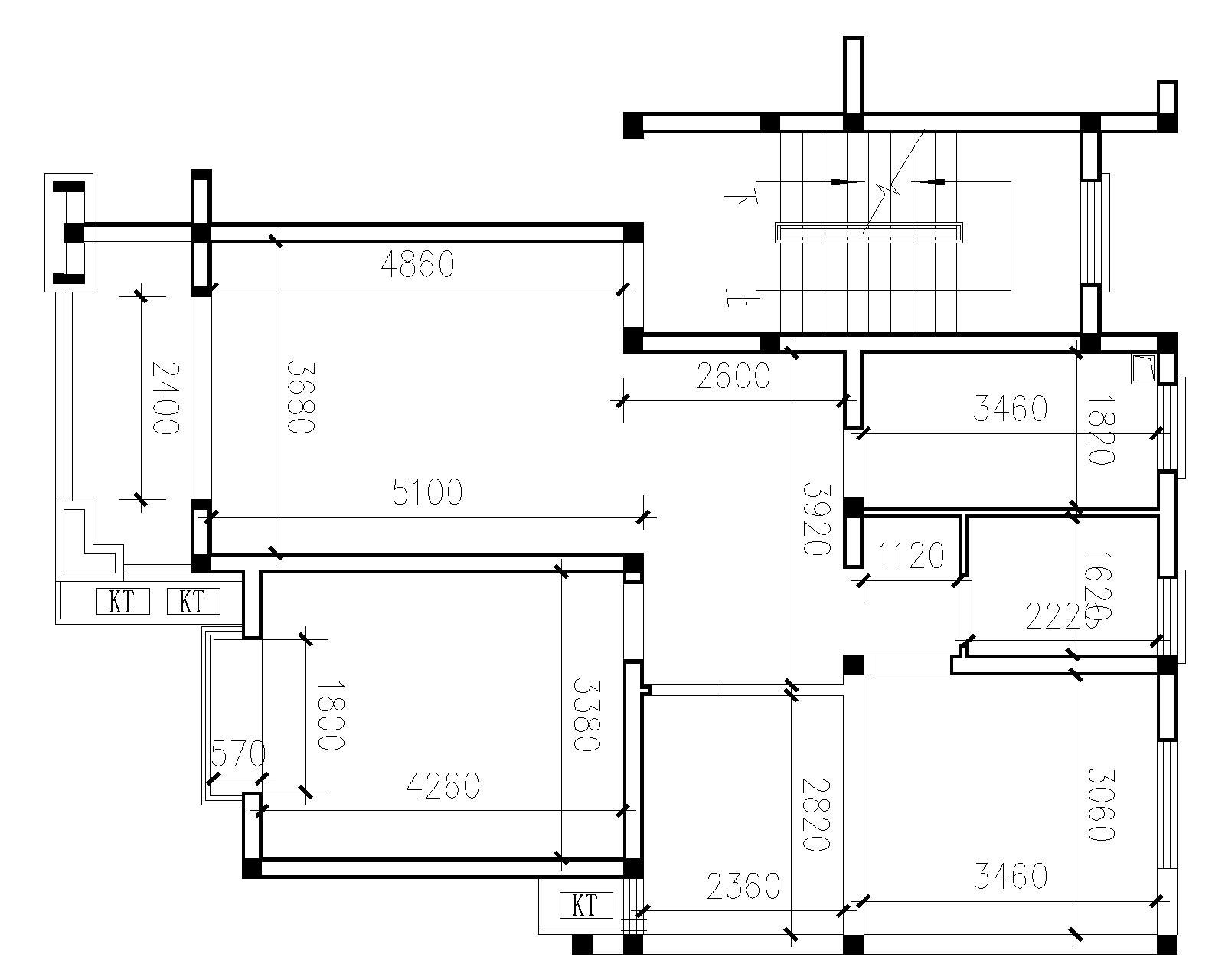 小房屋装修效果图