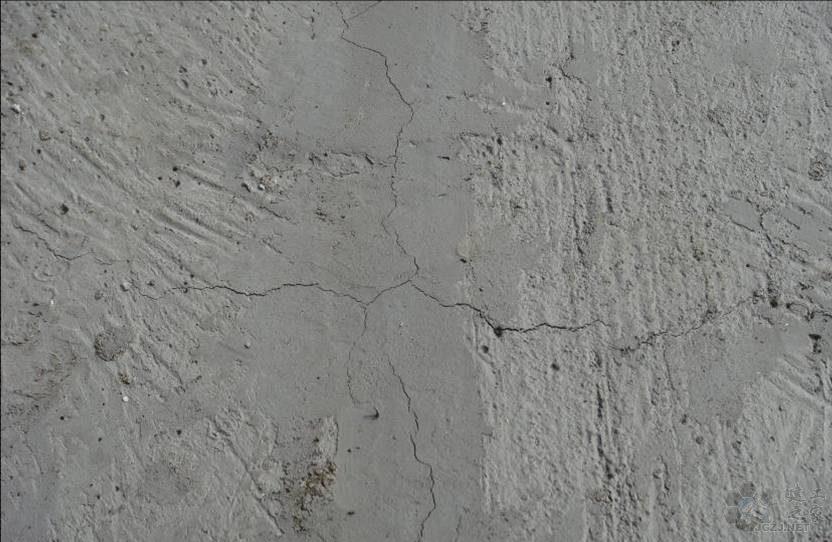 楼板混凝土终凝前出现大量裂缝.jpg