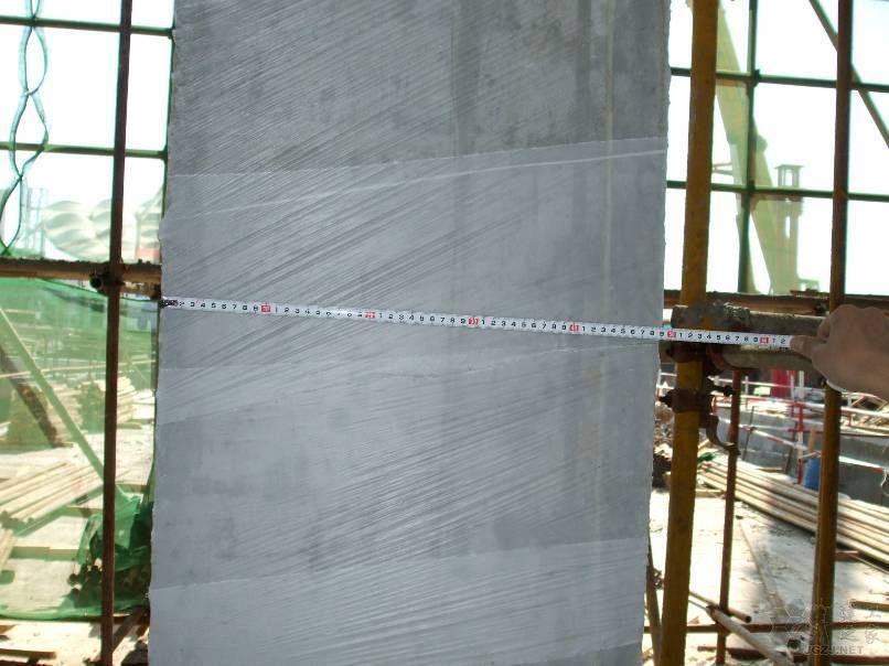 一根柱截面尺寸不足500×485小于500×500.jpg