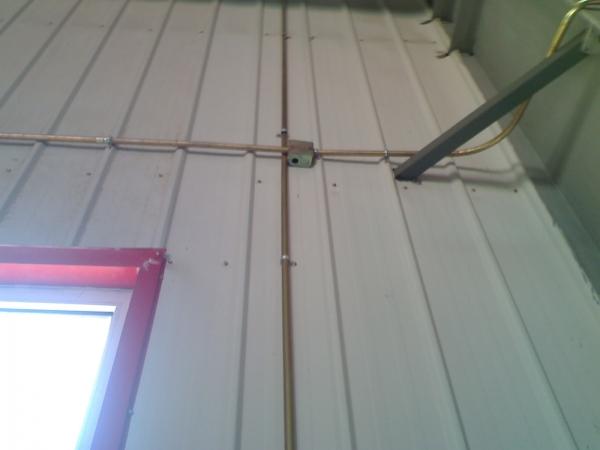 电气 跨接线标准