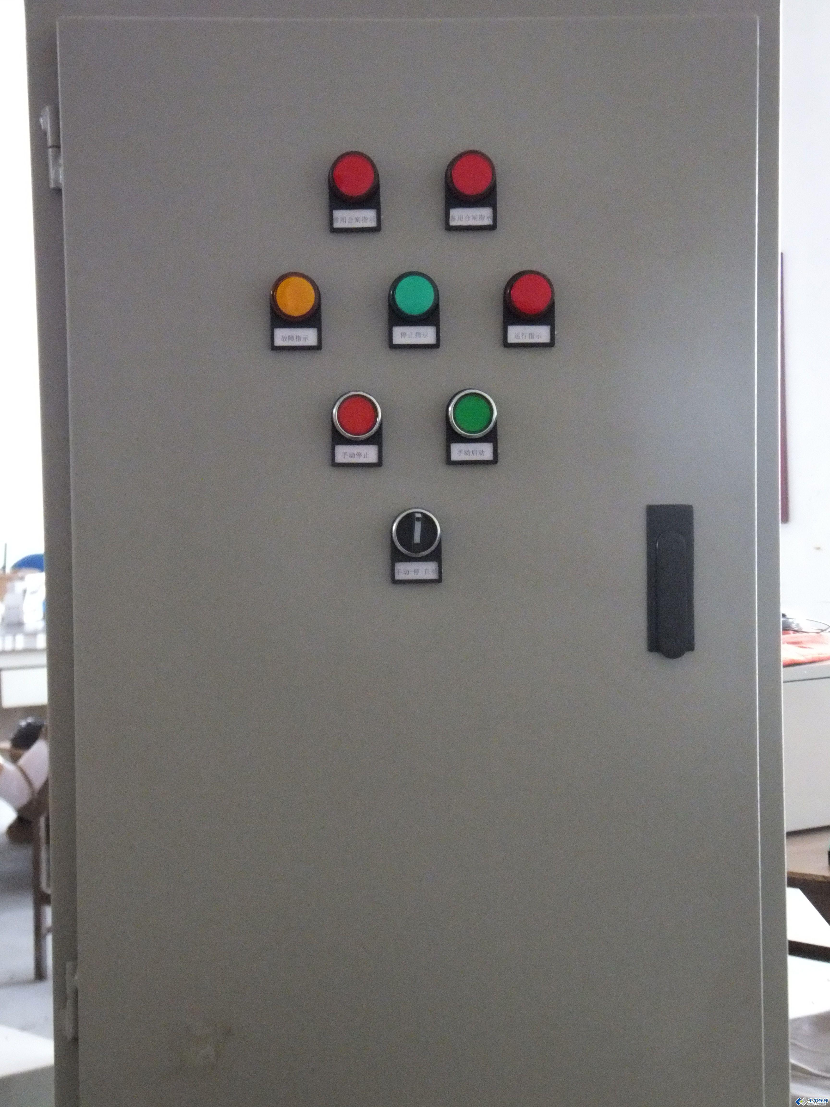 正压风机控制箱,双电源排污泵控制箱(7月10日完成的)