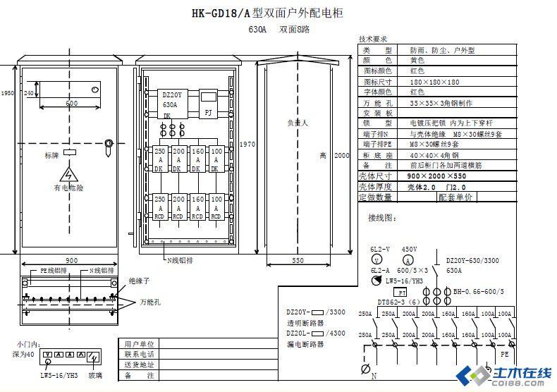 【学习篇】建筑施工用电配电箱设置及施工要求