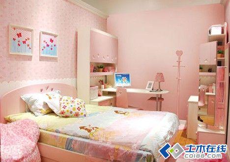 2013儿童卧室设计效果图