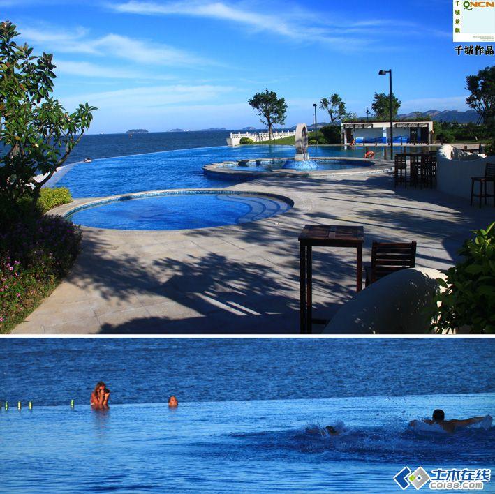 qncn【千城景观】作品-最美厦门度假海景酒店 美伦山庄