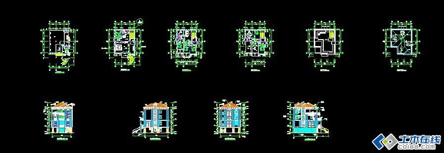 欧式别墅造型_欧式别墅造型交流分享