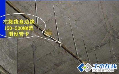 小于Ф6圆钢焊接跨接地线