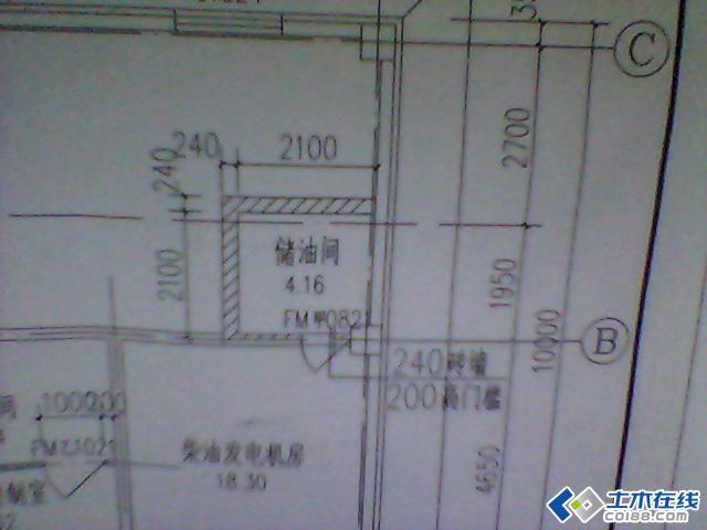 这样的线表示砖墙的么,还是其它砌筑