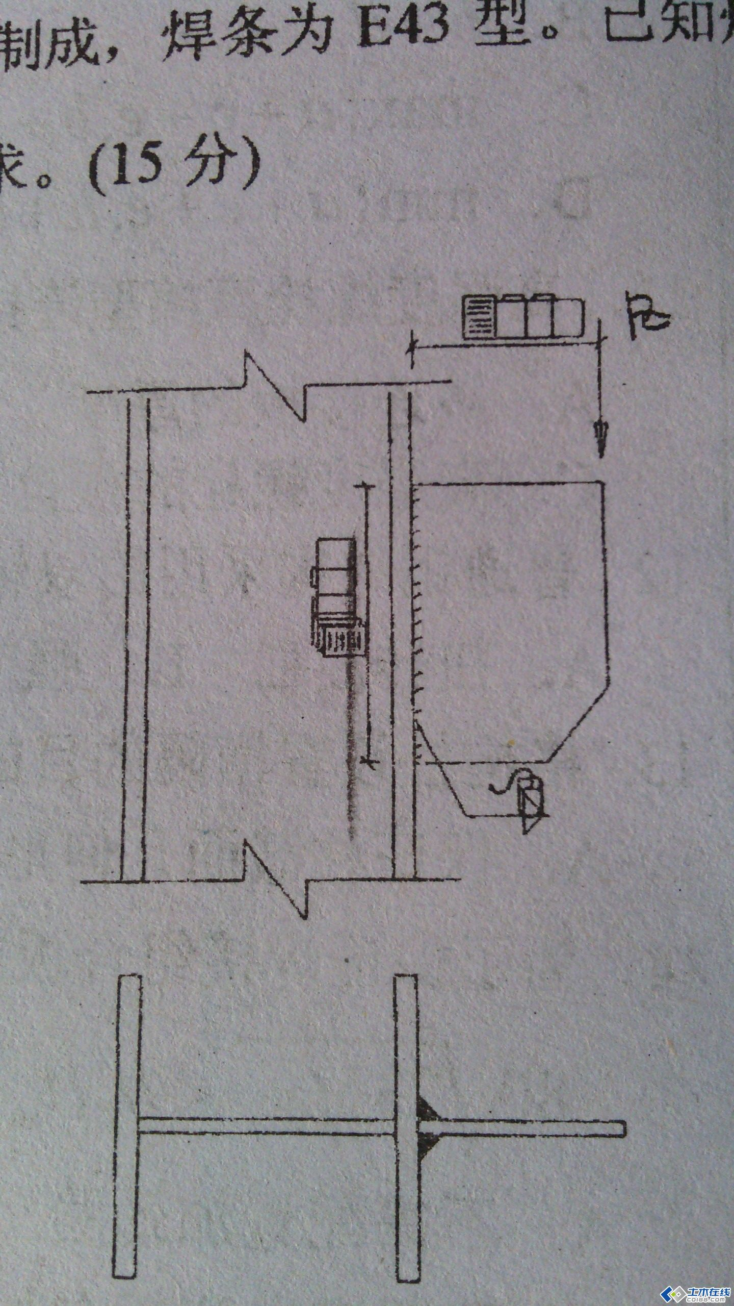 钢结构尺寸标注是什么意思