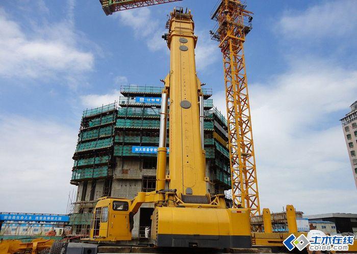厦门海峡世茂大厦(300米*双塔)方案|施工|在建