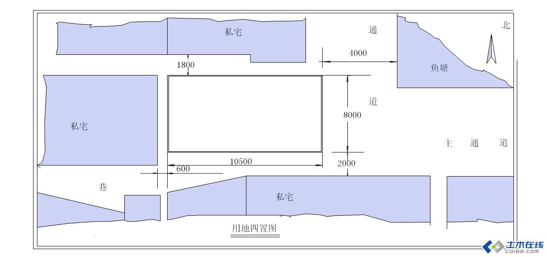 农村自建10 8楼房学画平面图