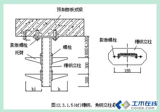 电缆桥架施工安装规范与要求 配上实图