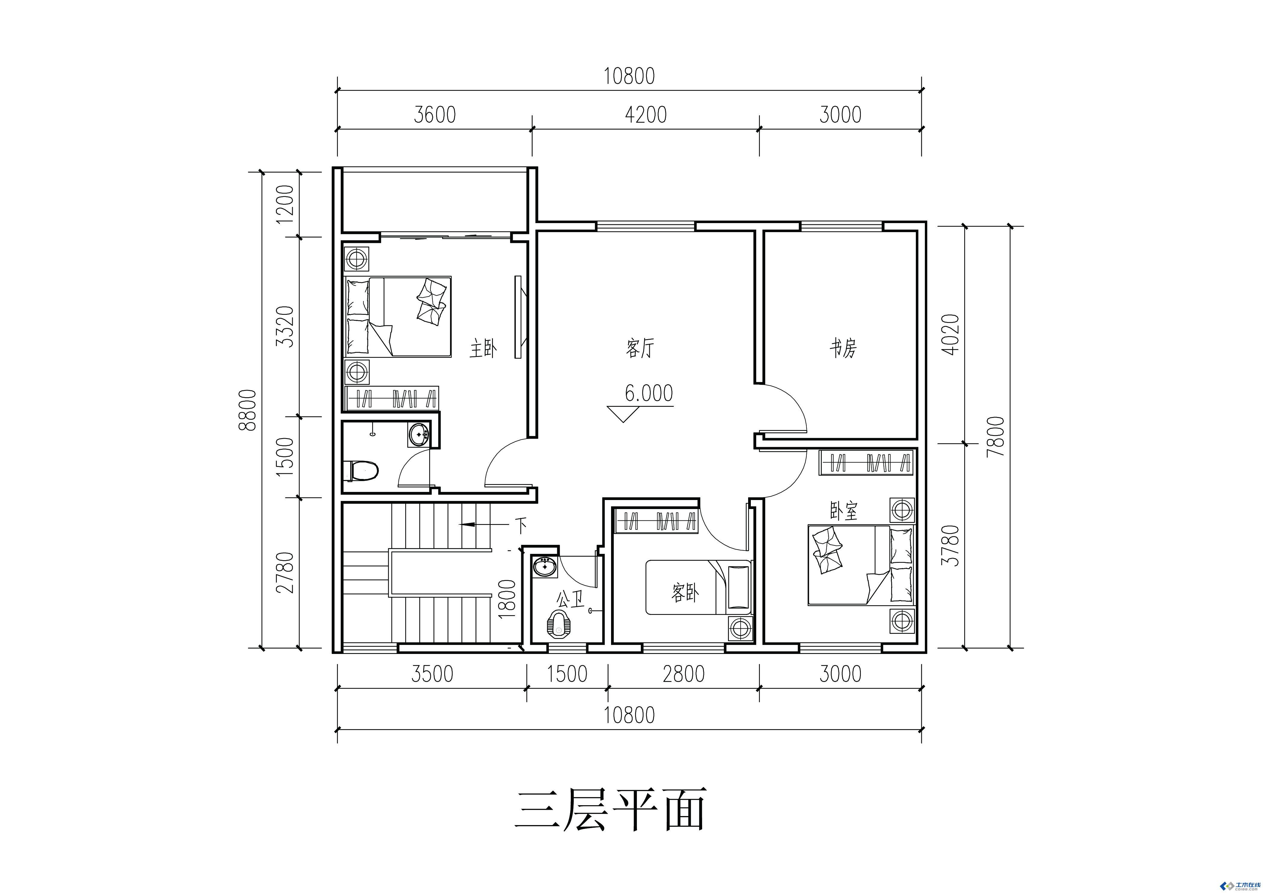11*9的自建房如何设计