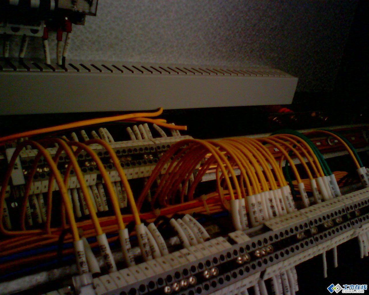 变电站电气二次接线工艺图片http://bbsfile.co188