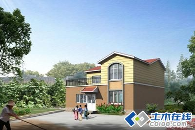 各省新农村住宅效果图 北京