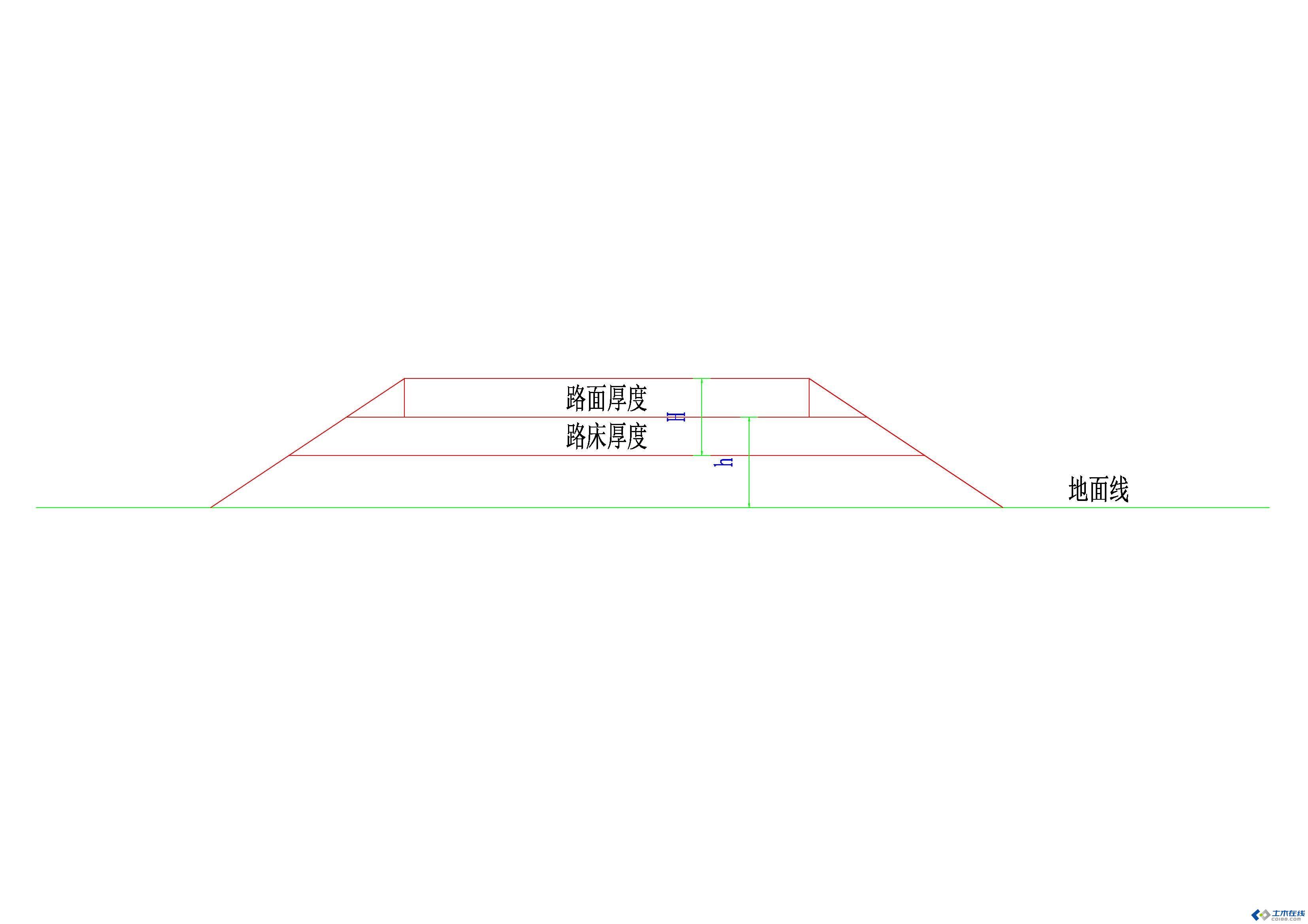 城市道路路基设计规范(cjj194-2013)中4.3.