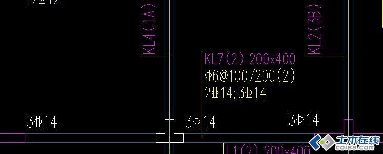 2,关于梁配筋怎么放置钢筋的问题,是否只是根据保护层的厚度,依据梁宽范围内单层不知钢筋最多根数表格来放入钢筋,以200x400的异形柱梁为例,上部12或14的钢筋(有些地区不能用12,最小受力筋是14)通长两根支座最多三根或2/2分层布置,下部做四根情况也是很少的(几乎不允许,一般是底部改大直径2根或3根),要考虑施工的工作难度,满足混凝土震动均匀,参照200的梁file:///C:Documents and SettingsAdministratorApplication DataTencent