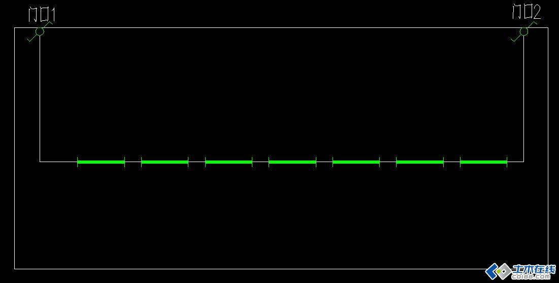 双控开关在两地控制一组灯的接线方式