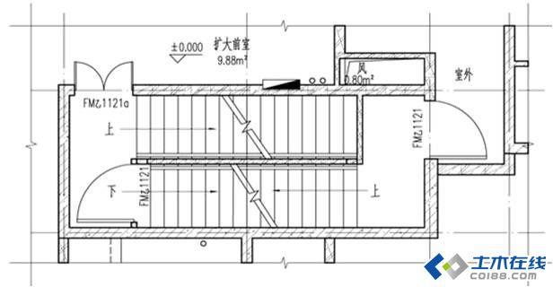 高层住宅核心筒建筑设计要点-土木在线论坛