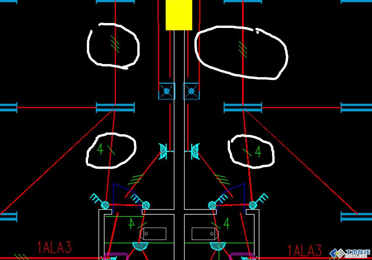 强电电路图符号大全 cad电路图符号大全