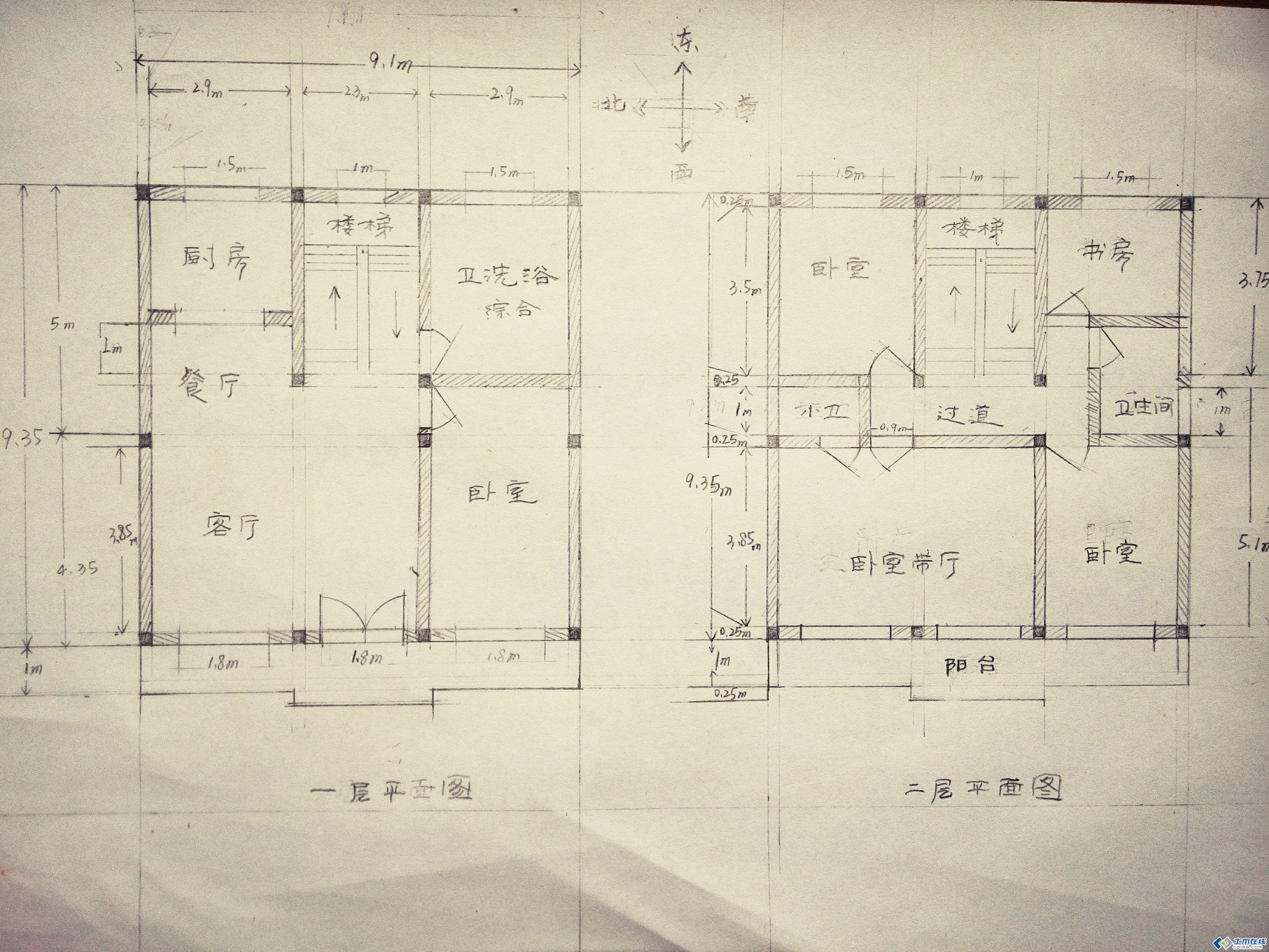 农村两层楼房平面没计图片http://bbsfile.co188