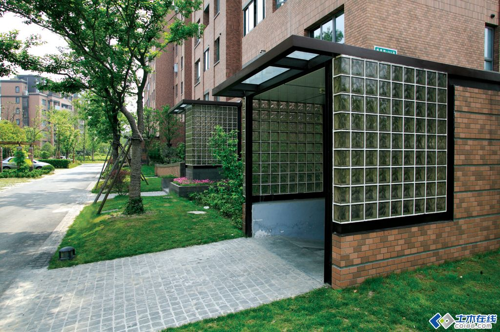 筑案例分享 含效果图及设计图纸高清图片