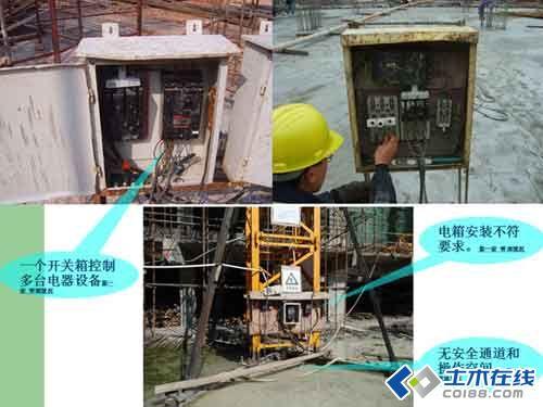【施工第一现场】安全第三讲——现场临时用电管理