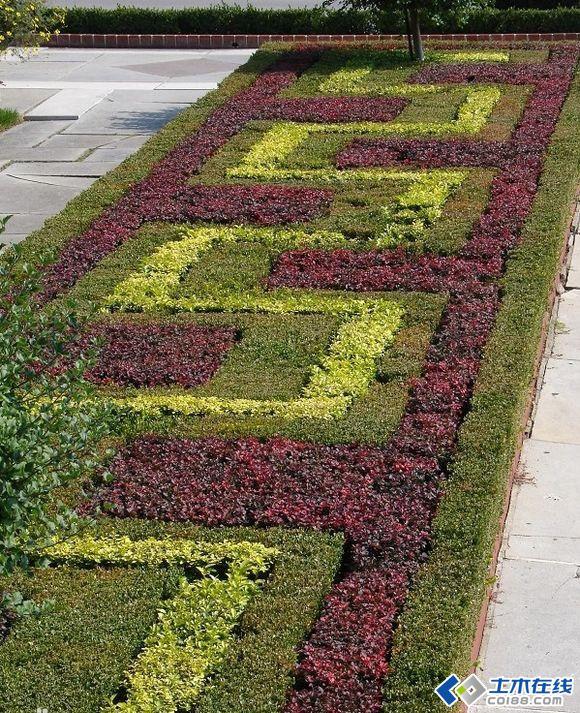 欧式花坛效果图集锦