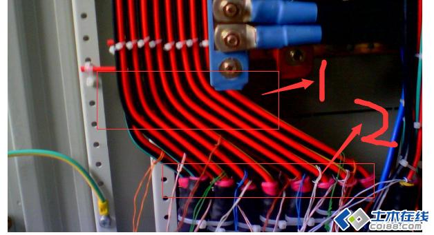 求教二次接线工艺,电缆头制作