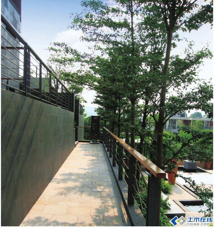 景观坡道设计 图片高清图片