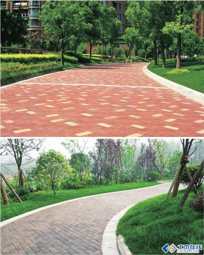 园林道路之行车园路设计