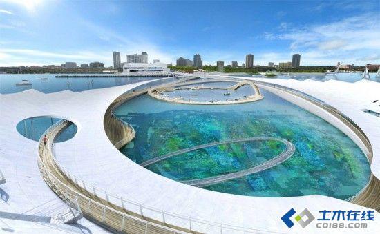 圣彼得斯堡滨海码头景观规划改造方案