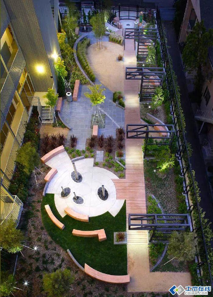 公园景观设计设计说明