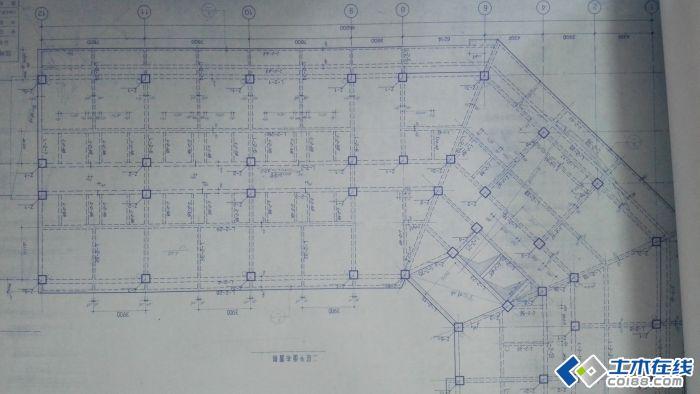 94年结构设计师手绘高层施工图