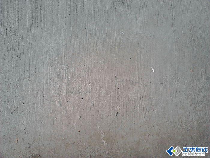 混泥土楼面施工工地图片 不知怎么处理