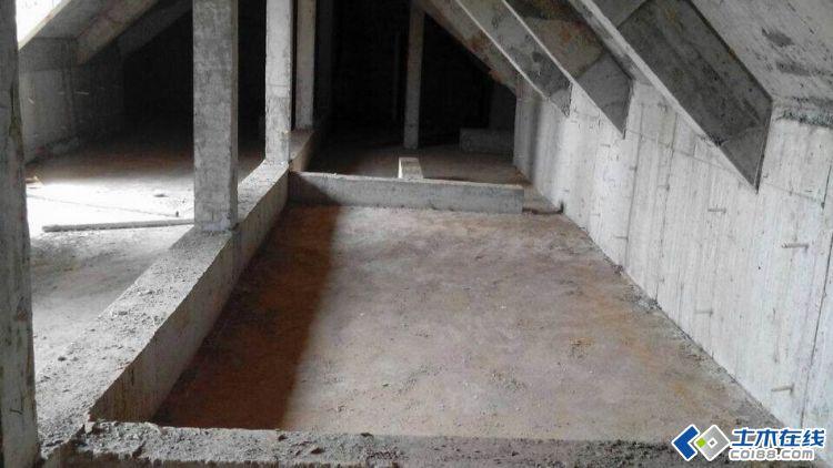 【结构求助】关于支持坡屋顶的柱子及梁的问题图片http://bbsfile.