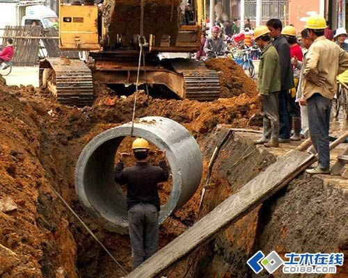 【给排水新手必看】浅谈市政排水管道通病的预防