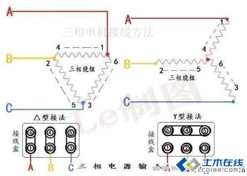 电动机星三角启动电路图图片http://bbsfile.co188