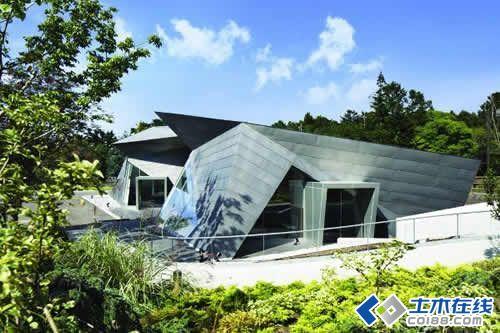 博物馆综合建筑设计-土木在线论坛