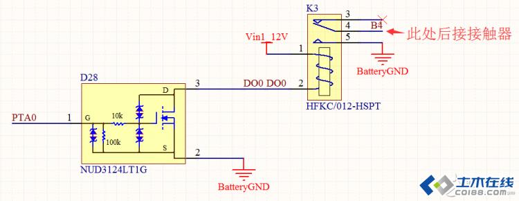 继电器驱动电路_继电器驱动电路交流分享