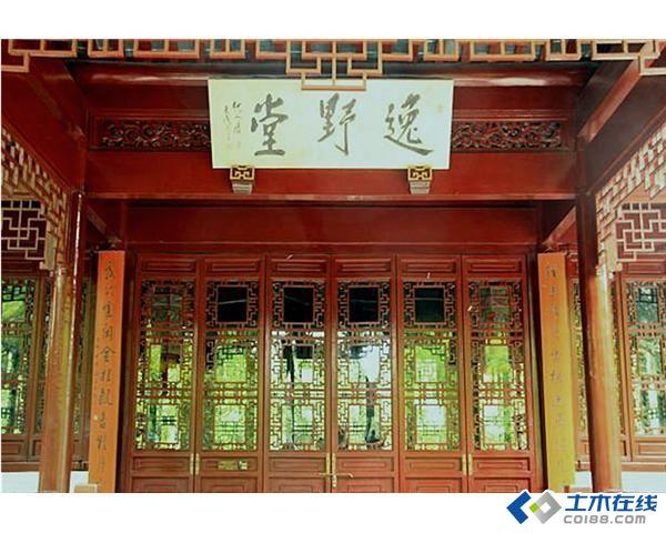上海五大古典园林展示:嘉定古猗园图片http://bbs