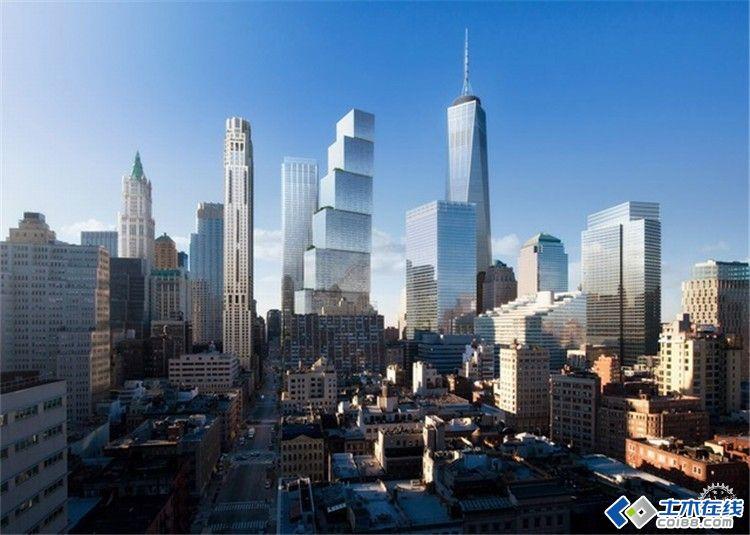 美国纽约世贸中心二号大楼 土木在线论坛