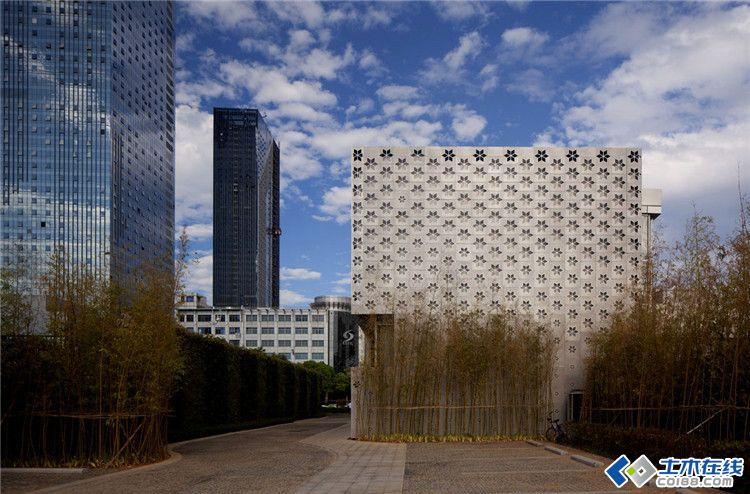 长沙绿地中心展示中心设计方案