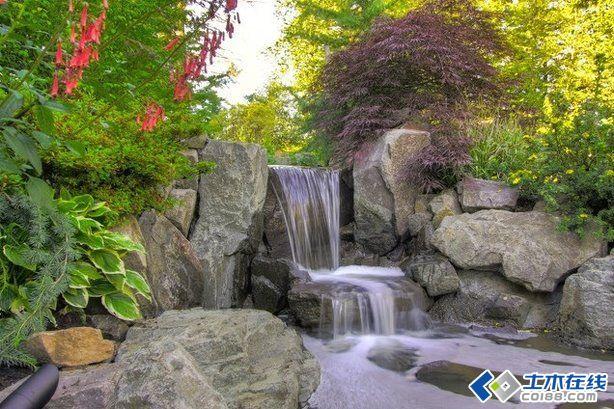 庭院水景设计欣赏