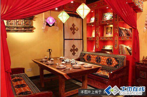 藏式餐廳裝修風格特點圖片http://bbsfile.co188.