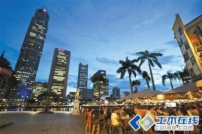 新加坡观光新景点滨海湾花园由英国景观事务所Grant Associates设计-