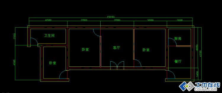 120平方农村房子设计图