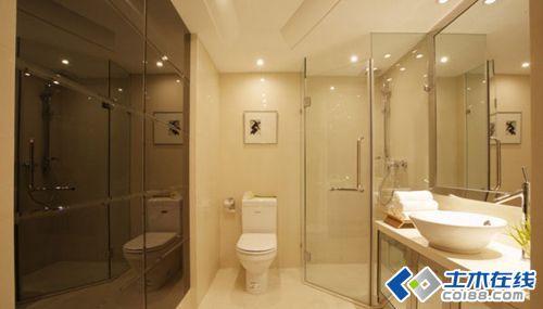 厕所 家居 设计 卫生间 卫生间装修 装修 500_285