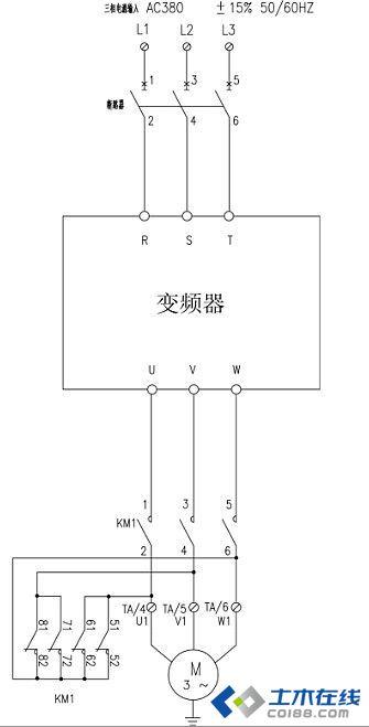 电梯变频器驱动单元的电气防护图片http://bbsfile